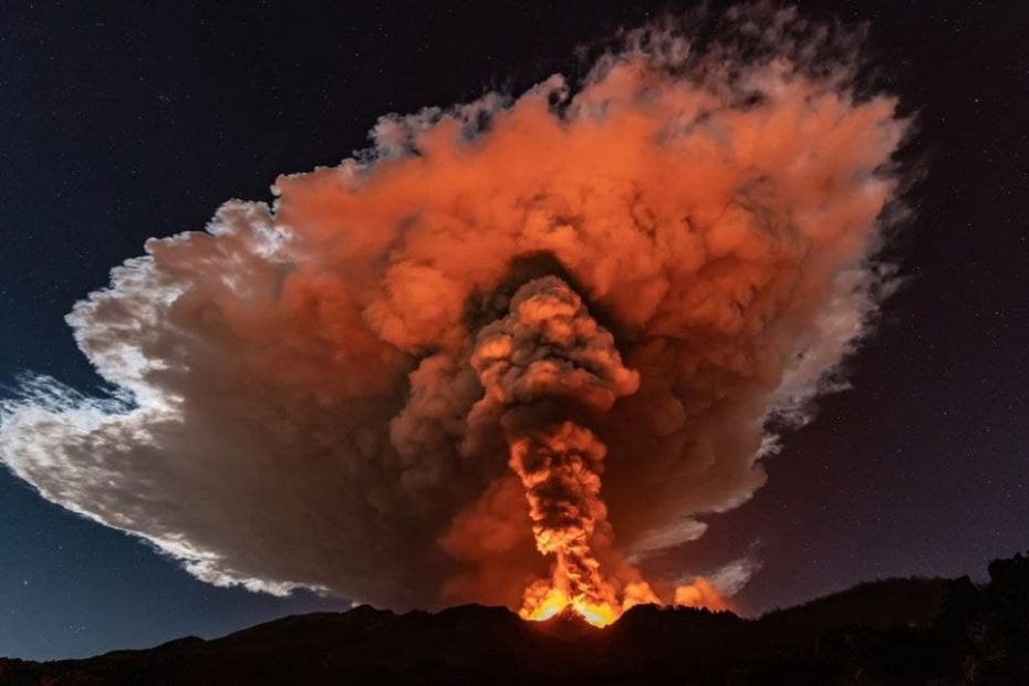 ¿Se han vuelto locos los volcanes?